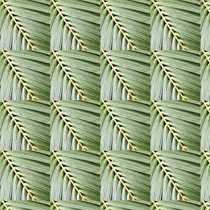 Vinylová Tapeta Palmový list - Rostliny