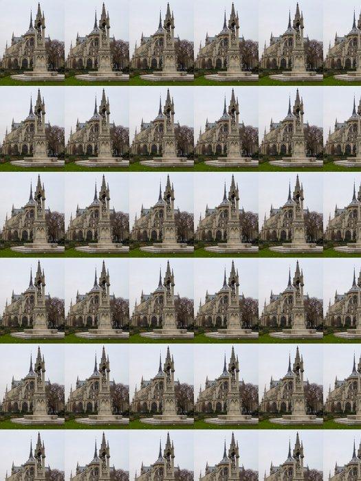 Vinylová Tapeta Notre Dame, Paříž - Témata