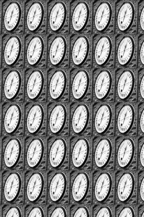 Vinylová Tapeta Greenwich Mean Time - Prázdniny