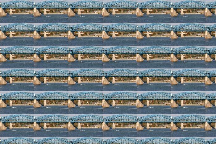 Vinylová Tapeta Řeka Tennessee - Prázdniny