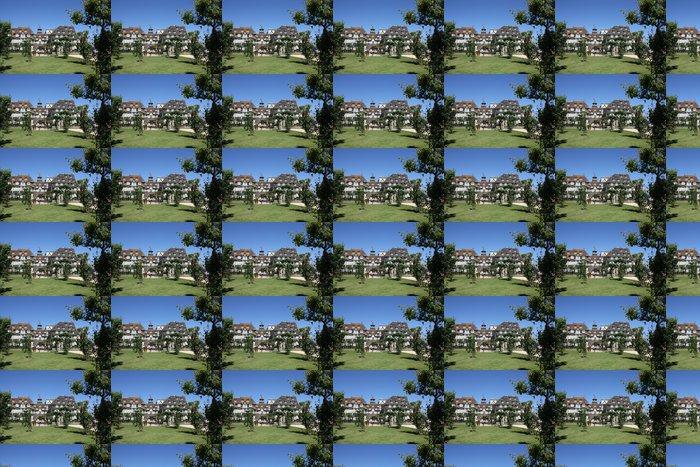Vinylová Tapeta Normandie_006 - Prázdniny