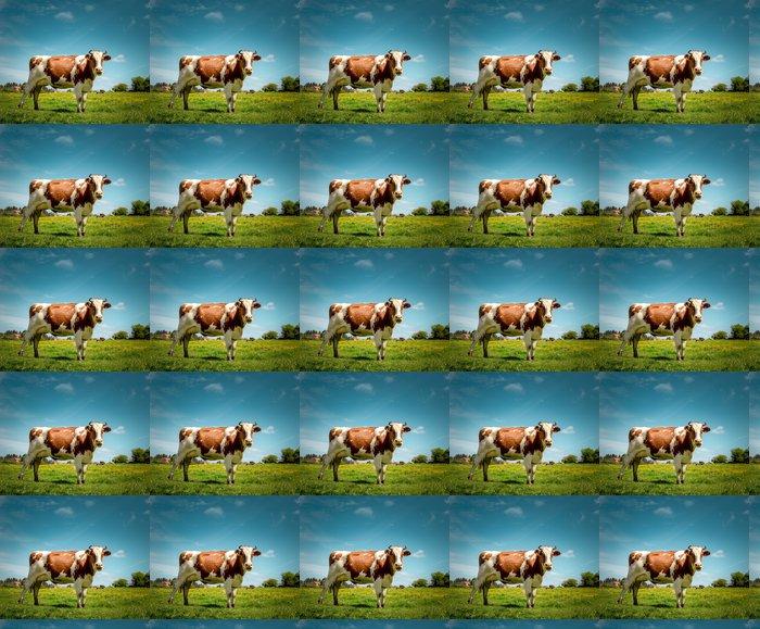 Vinylová Tapeta Kráva - Savci