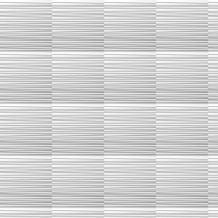 Vinylová Tapeta Bílým vektoru geometrické pozadí - Pozadí
