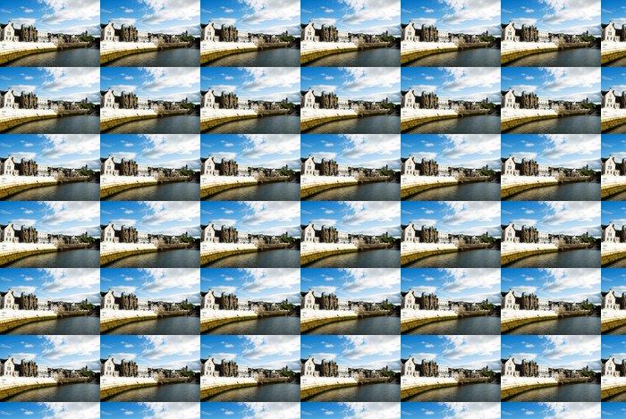 Vinylová Tapeta Macduff město a přístav - Evropa