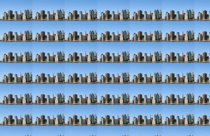 Vinylová Tapeta Dolní Manhattan Skyline - Americká města