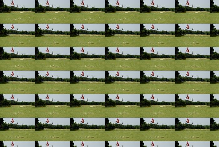 Vinylová Tapeta Jamkovišti na golfovém hřišti Gruzii USA - Individuální sporty