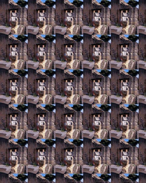 Vinylová Tapeta Roman sluneční hodiny, Herculaneum, Itálie © Arena Photo UK - Evropa