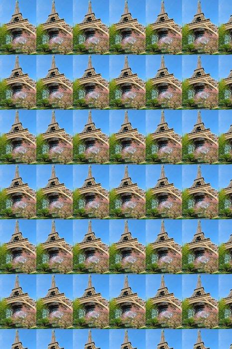 Vinylová Tapeta Eiffelova věž - Evropská města