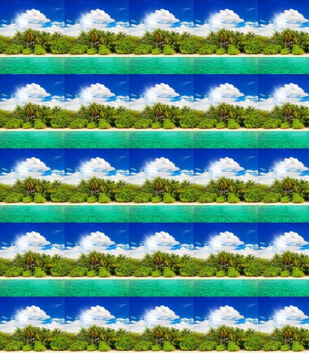 Vinylová Tapeta Krajina tropický ostrov pláži - Ostrovy