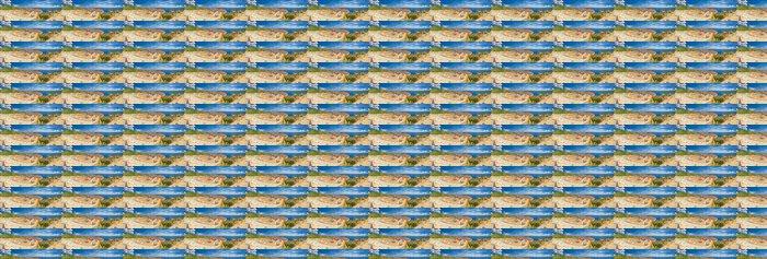 Vinylová Tapeta Ostrov Hvar panoramatický letecký pohled - Evropa