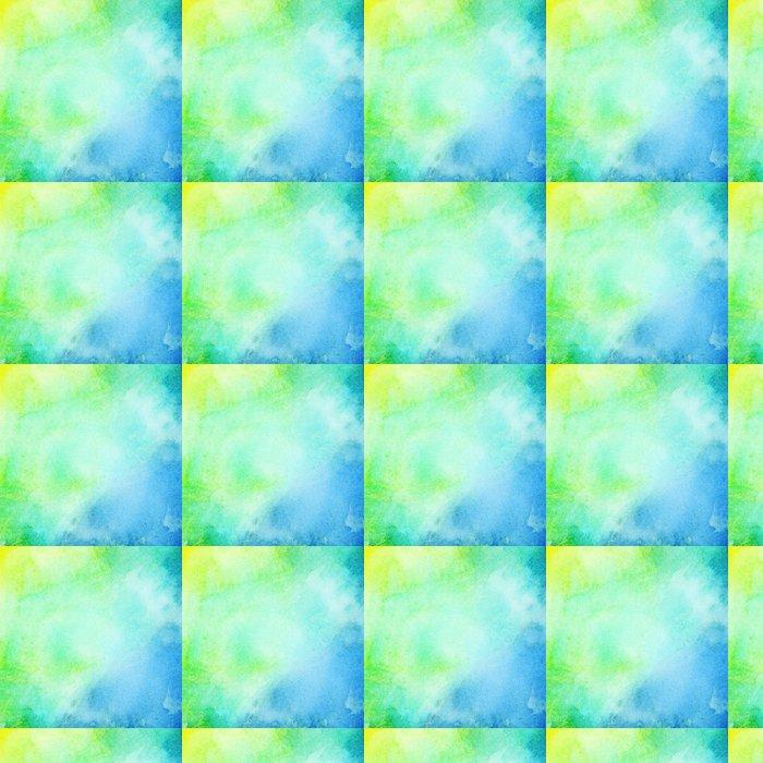 Vinylová Tapeta Abstraktní barevné světlé pozadí akvarel - Prvky podnikání
