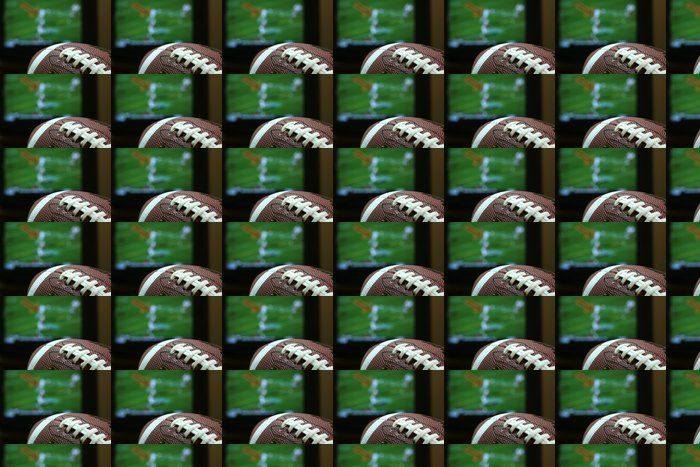 Vinylová Tapeta Kopací míč - Sportovní potřeby