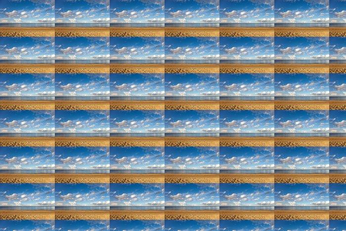Vinylová Tapeta Pláž v Jelitkowo na pobřeží Baltského moře u Sopot, Polsko. - Evropa