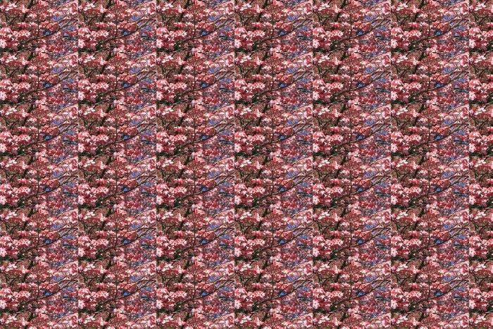 Vinylová Tapeta Dřín v květu - Květiny