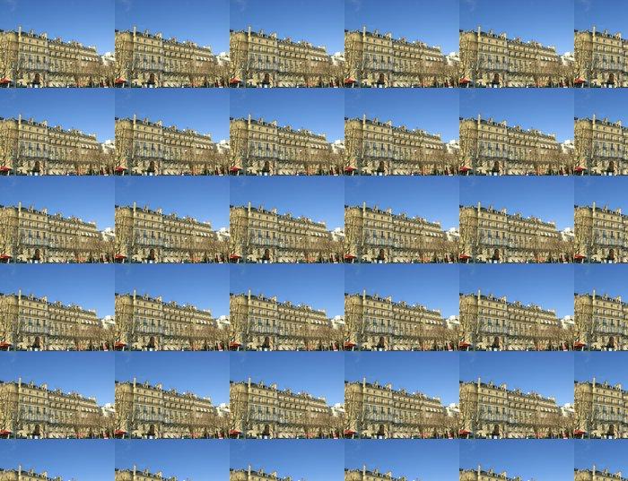 Vinylová Tapeta Rue Parisienne, 8ème - Evropská města