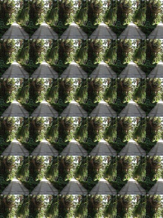 Vinylová Tapeta Botanická zahrada - Afrika