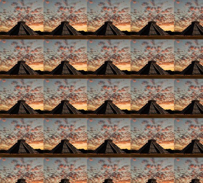 Vinylová Tapeta Chrámy Chichén Itzá chrámu v Mexiku - Amerika