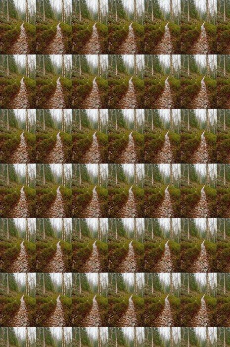 Vinylová Tapeta Les - Příroda a divočina