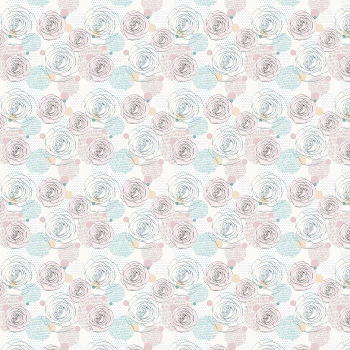 Vinyl Behang Pattern - Achtergrond