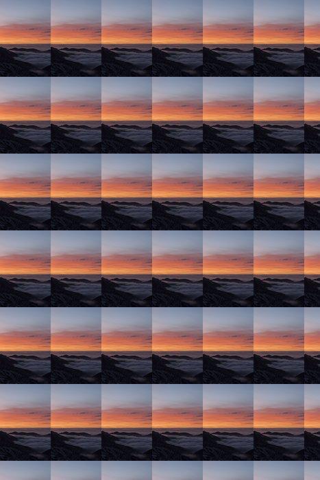 Vinylová Tapeta Západ slunce v pohoří Sierra Nevada, Granada, Španělsko - Prázdniny
