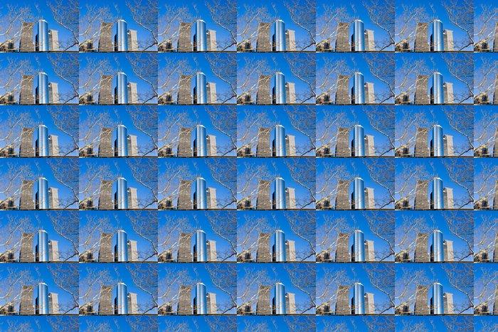 Vinylová Tapeta Mrakodrapy v New Yorku - Americká města