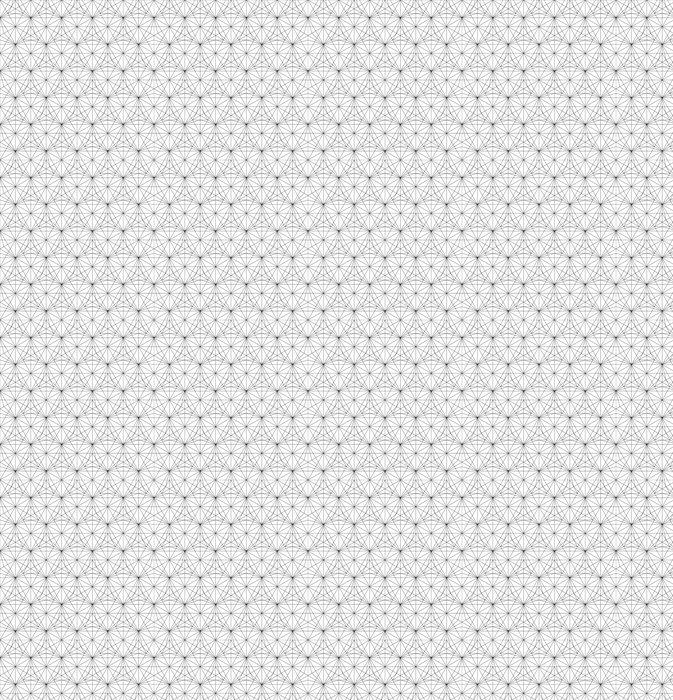 Vinylová Tapeta Trojúhelníkový geometrický vzor bezešvé - Pozadí
