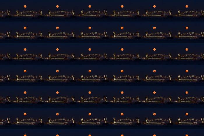 Vinylová Tapeta Petr Veliký most v Petrohradě - Evropa