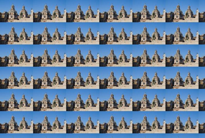 Vinylová Tapeta Panoráma města - Soukromé budovy