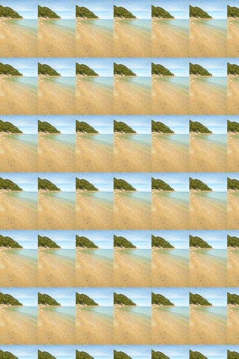 Vinylová Tapeta Paradise rohový - Prázdniny