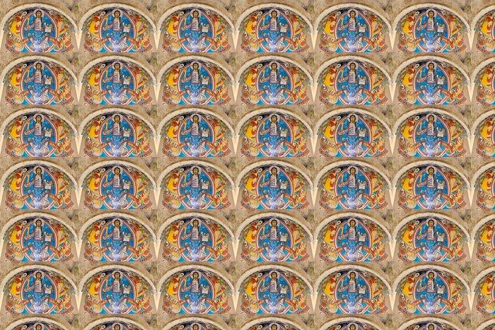 Vinylová Tapeta Pantocrator v Sant Klimenta de Taull, Catalonia Španělsko - Evropa