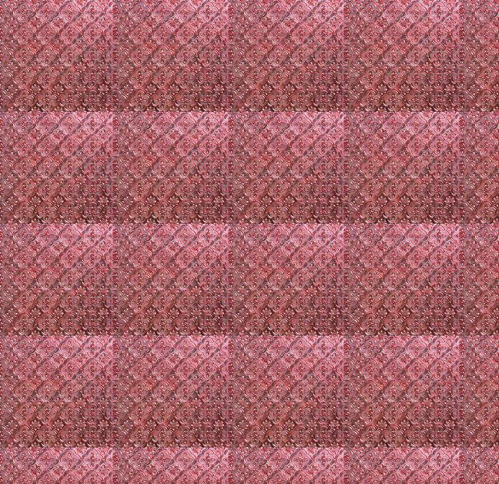 Vinylová Tapeta Vzor z červeného skla textury. - Struktury