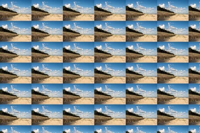 Vinylová Tapeta Na pláži - Prázdniny