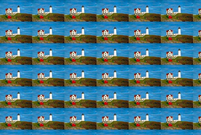 Vinylová Tapeta Nubble Lighthouse, Maine - Amerika