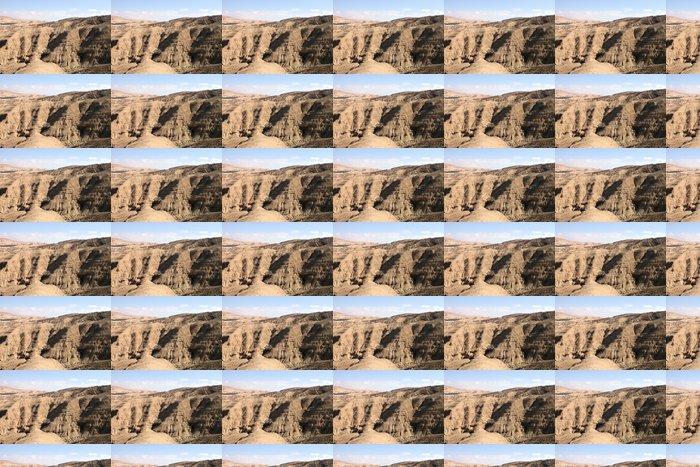Vinylová Tapeta Skalnatá poušť - Afrika