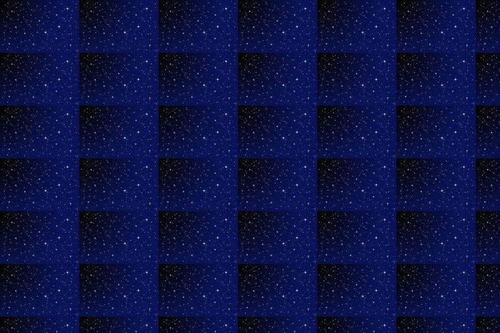 Vinylová Tapeta Starry Sky - Vesmír