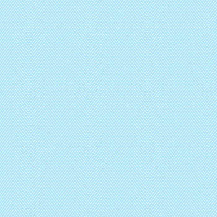 Tapete Wellenmusterstreifen nahtlose süße blaue zwei Tonfarben ...