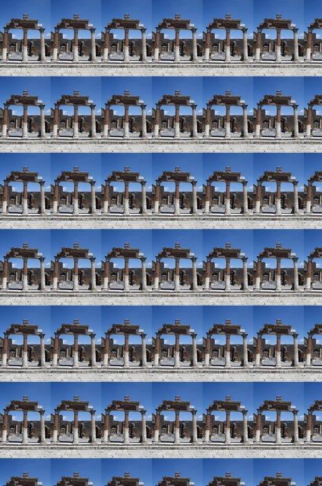 Vinylová Tapeta Pompeje, Vesuv, Itálie - Evropa