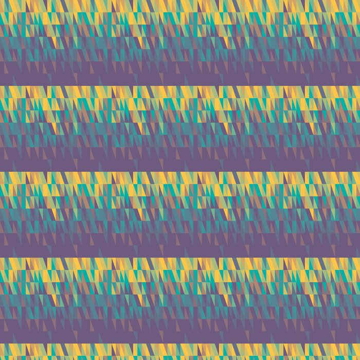 Vinylová Tapeta Abstraktní barevný trojúhelník background- ilustrace - Témata
