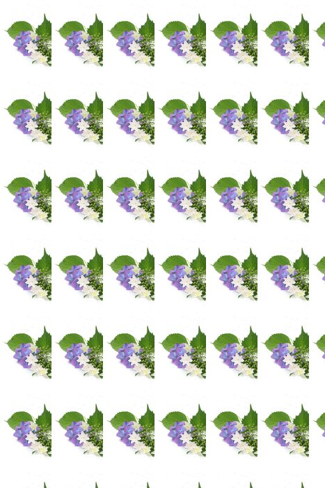 Vinylová Tapeta Hydrangea - Květiny