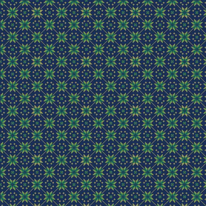 Christmas Sweater Pattern9 Vinyl Wallpaper - Graphic Resources