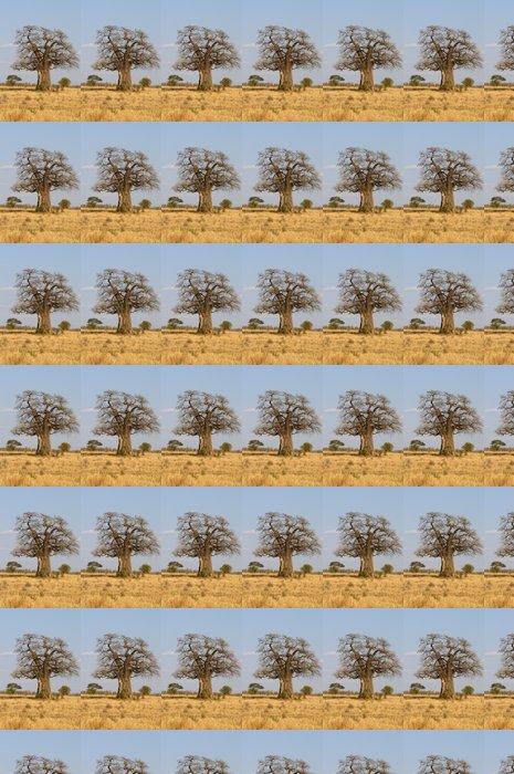 Vinylová Tapeta Obří strom baobab - Témata