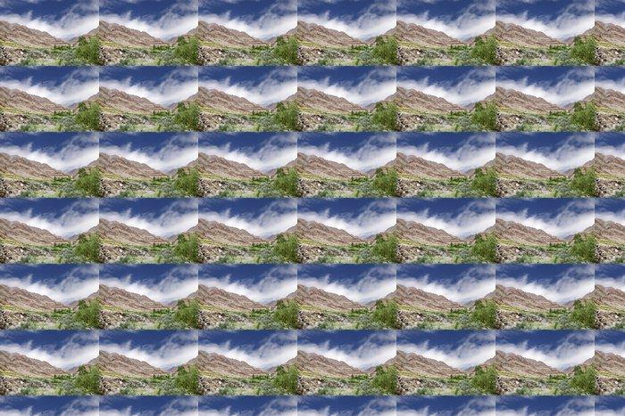 Vinylová Tapeta Ložní prádlo v sedimentárních hornin v pohoří Ladakh - Témata
