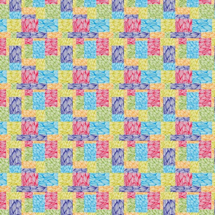 Vinylová Tapeta Ruční tažené textury bezešvé vzorek, vektorové ručně kreslenými backgrou - Jiné pocity