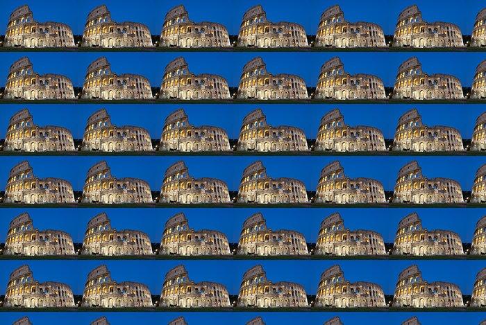 Vinylová Tapeta Řím, Koloseum za soumraku - Témata