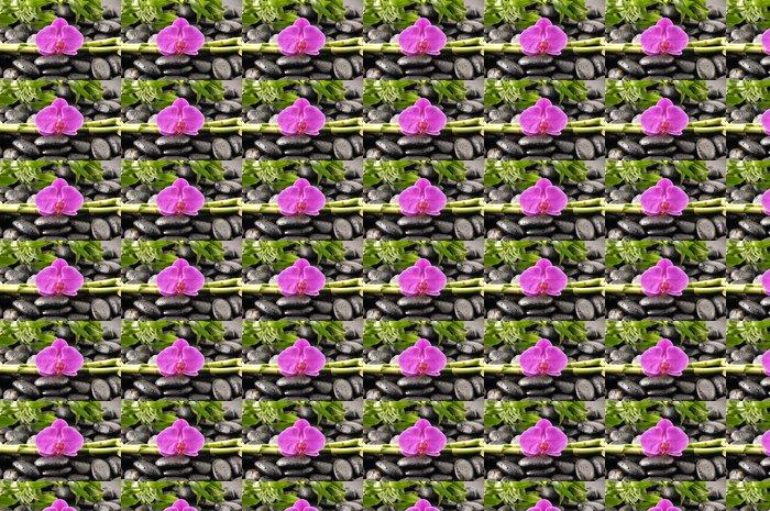 Vinylová Tapeta Pink Orchid - Květiny