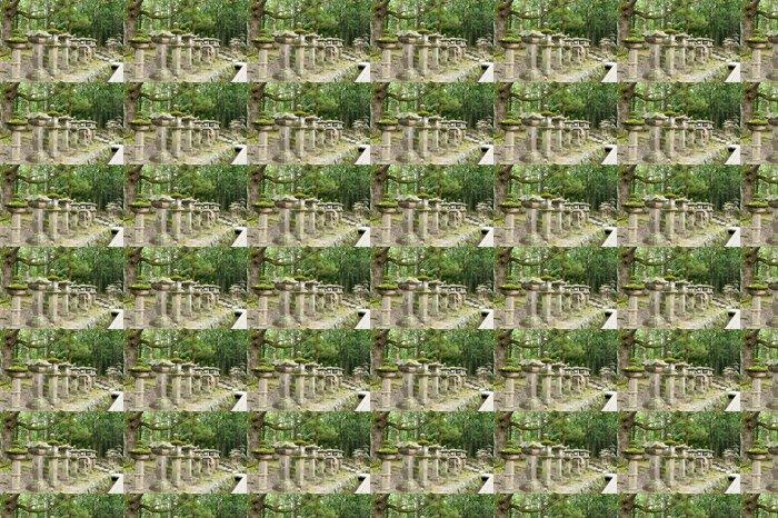 Vinylová Tapeta Lucerny Nara - Asie
