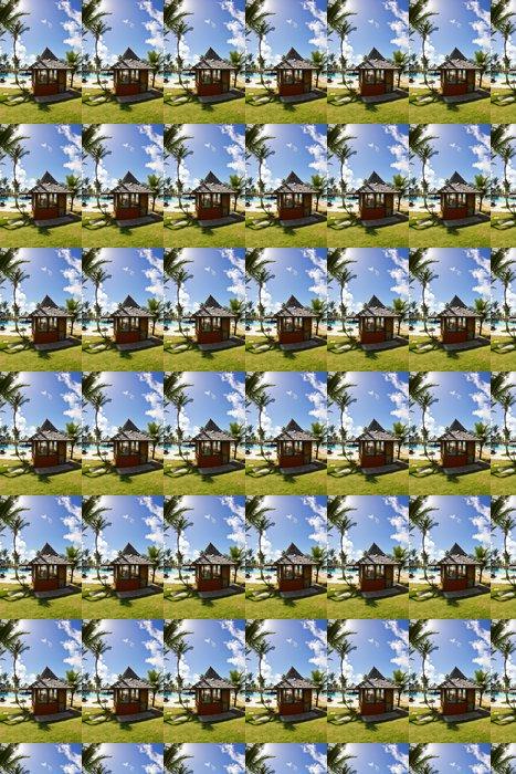 Vinylová Tapeta Slunečný den v Bahia - Amerika