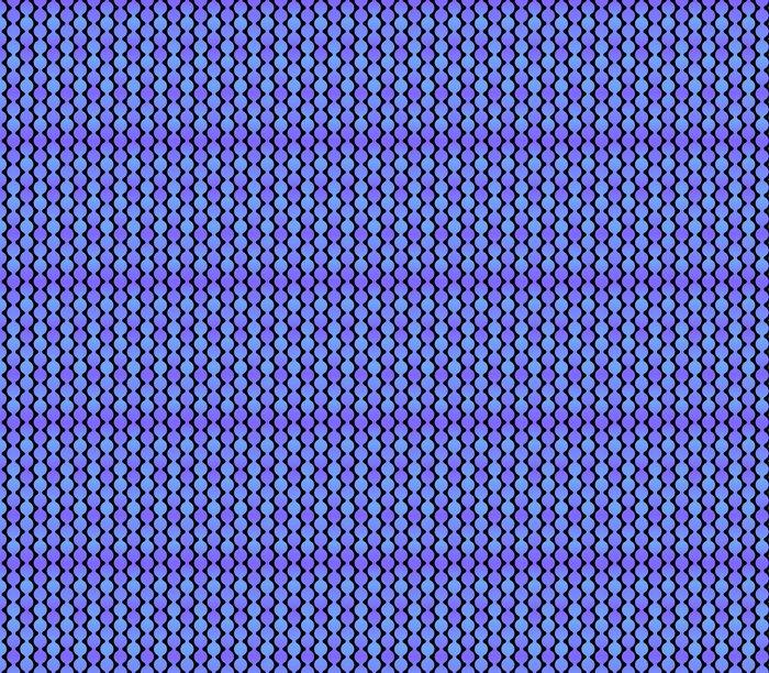 Vinylová Tapeta Bezešvé geometrické modré pozadí s Temným Back. Vektor - Abstraktní