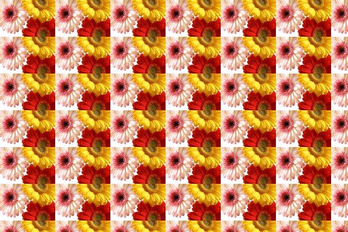 Vinylová Tapeta Světlý - Květiny