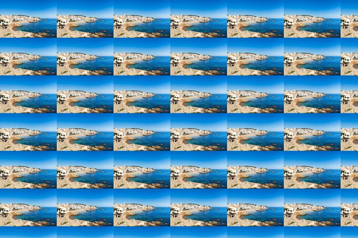 Costa Brava Vinyl Wallpaper - Water